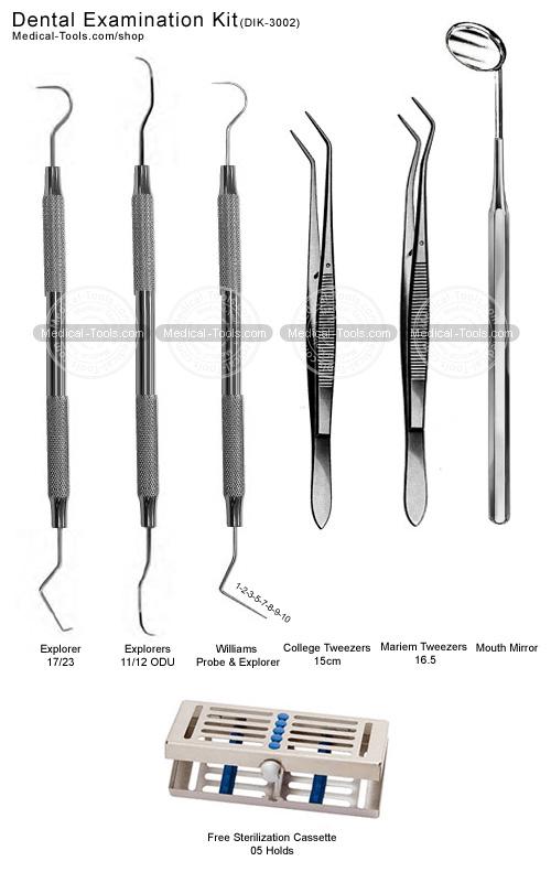 dental tool names - photo #9