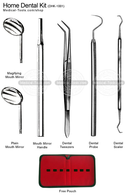 Home Dental Kit Instruments Medical Tools Shop