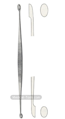 Dental Bone Curettes, Curettage Instruments
