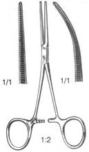 Kocher Forceps 14cm