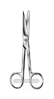 Standard Scissors Straight