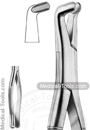 American Extracting Forceps No. 222