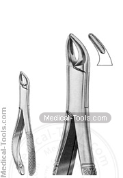 American Extracting Forceps No. 150SK