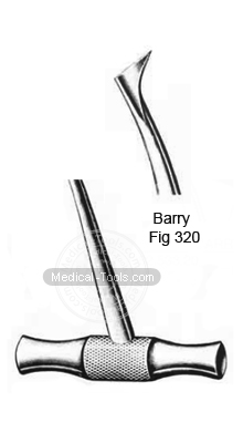Barry Root Elevators Fig 320
