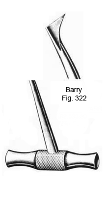 Barry Root Elevators Fig 322