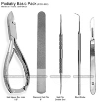 Podiatry Basic Pack