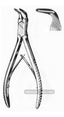 Blumenthal Bone Rongeurs 15.5cm