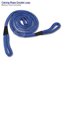 Calving Rope Double Loop