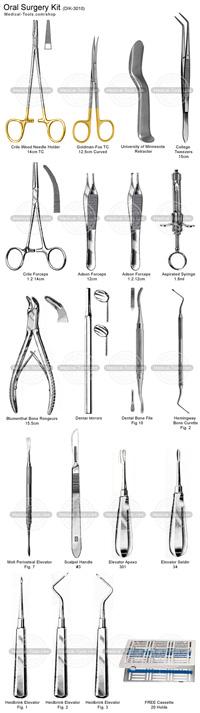 Oral Surgery Kit