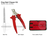 Dog Nail Clipper Kit