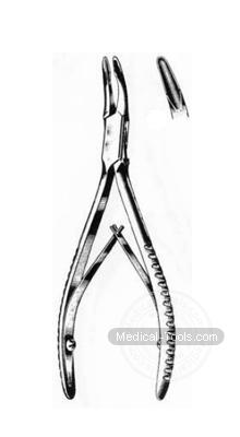 Friedman Bone Rongeurs 14.0cm