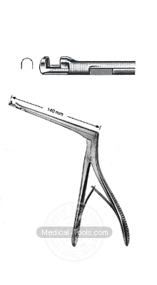 Hajek-Kofler Rhinology Instruments 3.5mm