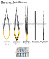 Microsurgery Basic Kit