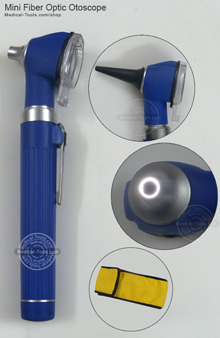 Mini Fiber Optic Otoscope