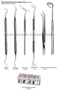 Periodontal Examination Kit