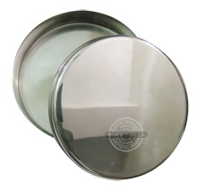 Petri Dishes Stainless Steel