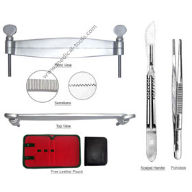 Boxer Ear Cropping Tools
