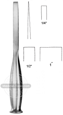 Smith Peterson Osteotome
