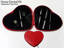 Home Dental Kit Valentine's Gift Pack