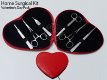 Home Surgical Kit Valentine's Gift Pack