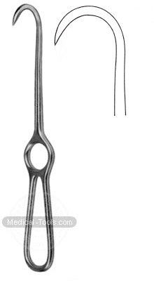Volkman Bone Hook