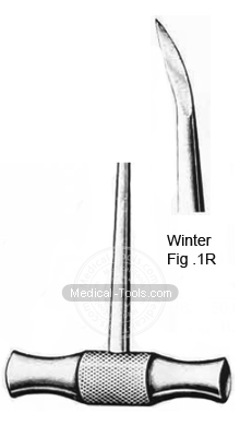Winter Root Elevators Fig 1R