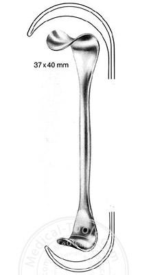 Goelet Retractors 19cm