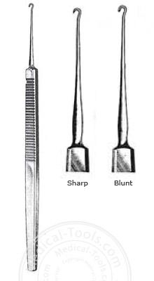 Graefe Retractor 16cm
