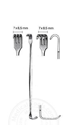 Senn-Miller Retractor 16cm