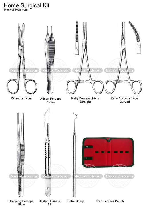 Home Surgical Kit Surgical Instruments Medical Tools Shop